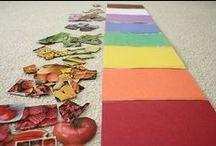 Theme - Colors / by SnowAngel Preschool