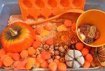 Theme - Pumpkins / by SnowAngel Preschool