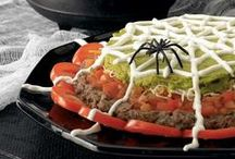 Scary Delicious / All the Halloween ideas you need. This board features delicious recipes, decorations and costumes. www.ortega.com
