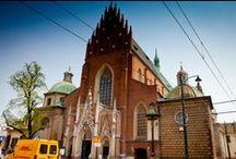 Klasztor w Krakowie / Klasztor Świętej Trójcy