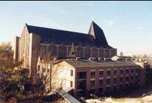 klasztor w Warszawie - Służew