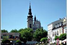 klasztor w Tarnobrzegu