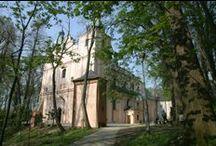 klasztor w Borku Starym