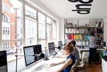 Inside The Agency / Agency office space.
