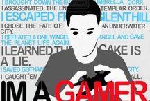 I'm a GAMER /  The games logic