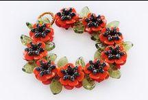 1.3.Ładne kwiatki ;) / Motywy kwiatowe w biżuterii