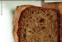 """S - Pieczywo / Chleby, bułki i rogale - śniadaniowe """"zrób to sam"""""""
