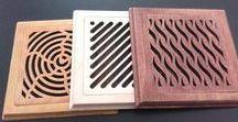 Ventilation grilles and diffusers  - Vetracie mriežky a difúzory