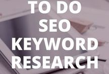 SEO and PPC / Best ways to improve your SEO and PPC when marketing your site or seling online.