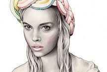 Illustration / by Jane Y.