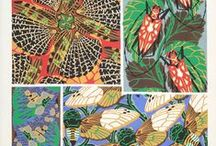 1.patterns & inspirations