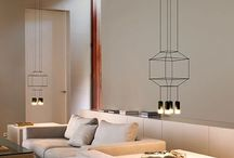 Interior | Pendant - Clusters / Contact Visual Interest for commercial pricing.