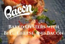 Bacon Kisses / All your favorite bacon and bacon-related recipes.