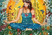MINDFULNESS / Mindfulness, Meditation, Namaste, Zen, Buddha / by Kathleen McManus
