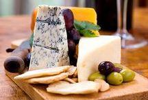 SÝRY / sýry miluji .. jakékoliv a mohla bych je stále jíst k čemukoliv :-)