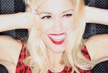 Gwen Stefani Style / by C. Laflame