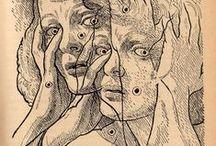 Virgil Finlay / illustateur américain 1914---1971