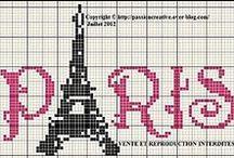 VYŠÍVÁNÍ ♥ PARIS