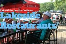 Lake of the Ozarks / Learn about Lake of the Ozarks - what it looks like, what attractions are here and where the best place is to rent a lake home.