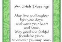 The Luck of the Irish!!