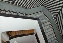 Kunst trappen / Trappen
