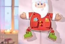 Natal / Coisas de Natal dedicadas aos miúdos e adaptadas para eles.