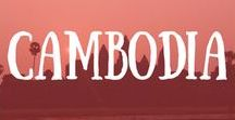 Cambodia / Looking for inspiration for your next trip to Cambodia? Check out these awesome articles about traveling to Cambodia.