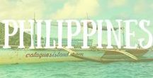 Philippines / Inspiring articles about the amazing Philippines!