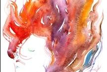 Art'en... stuff / by Ayreal Ziegler- Heinrich