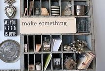 Create / by Linda Faller