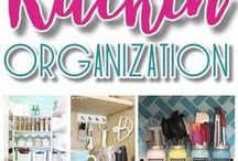 Organize / Tips and hints for organizing every area of your home. To contribute to this board, follow my boards and message me to ask to be added as a contributor.