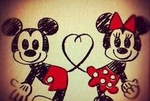 Minnie Mouse ♥ / by Karen Topper