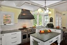 Interiors: Kitchens to Covet / by Lohud