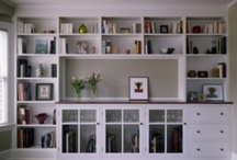 Bookcases / by Christell C