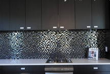 Kitchen tiles / by Christell C