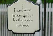 Garden / by Choirgirlfaerie(Erica)