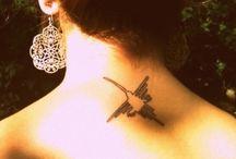 Tattoos.  / I want another tattoo!