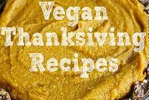 Vegan Thanksgiving Recipes / Looking for some vegan Thanksgiving recipes? Well, you've come to the right place!