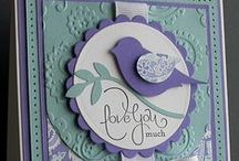 stampin up punches ideas / Inspiration for my stampin up punches