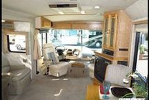 RV and Living Small / RV's, RV decorating, RV remodeling, RV maintenance, and living small tips  (for travel and camping grounds I have another board) / by Joani Vera