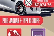 Auto Graphics / Automotive infographics / by Web2Carz.com