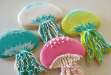 Pretty Cookies / Cookies with unique decoration