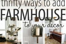 Kitchen Decor / You've come to the right place to find inspiration to update your kitchen decor. Here you will find ideas for DIY kitchen decor, kitchen decor on a budget, kitchen decor themes from modern to farmhouse, and more!