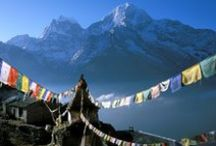 Images of the Himalayas