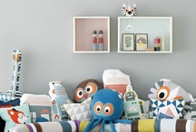 Interiors - kids room