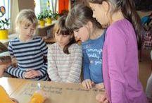 Dobre praktyki 2.0 [2013-2014] / Nauczyciele, koordynatorzy w Szkole z Klasą 2.0 mają mnóstwo świetnych pomysłów na pracę z uczniami i organizację szkolnych wydarzeń. Najciekawsze zebraliśmy na naszej tablicy. Zapraszamy! / by Szkoła z Klasą 2.0