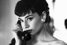 audrey / she reminds me of my beautiful mummy