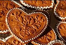 Gingerbread  / by Terézia Urbánfy
