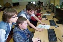 Uczymy innych okiem blogerów [2013-2014] / by Szkoła z Klasą 2.0