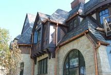 Copper Gutter - The many types! / See a collection of copper gutter all in one place.